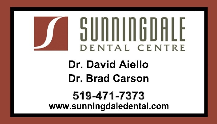 3rd Base Sponsor Sunningdale Dental Centre